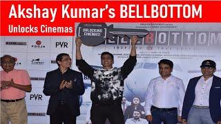 Akshay Kumar's BELLBOTTOM Unlocks Cinemas   Pooja Entertainment   Bollywood Town