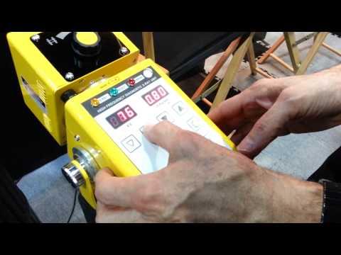 Demonstration: MINXRAY HF8020 Ultralight XRay Unit