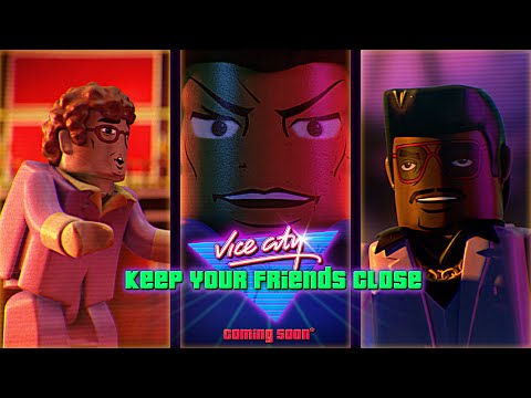 VICE CITY: Keep Your Friends Close - First Teaser
