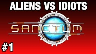 Aliens Vs Idiots | Sanctum | Ep.1, Dumb and Dumber