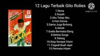 12 Lagu Terbaik Gito Rolies