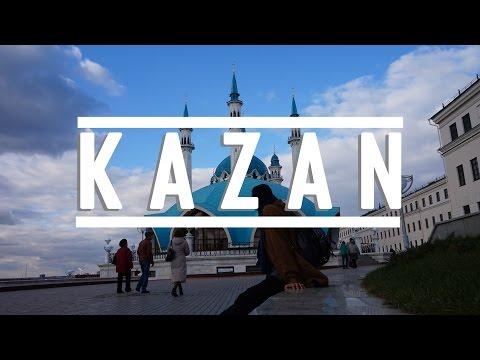 Sedikit cerita dari Kazan, Rusia