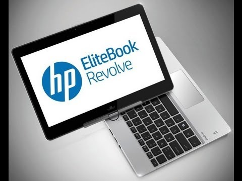 HP EliteBook Revolve 810 Hands on and Full Specs