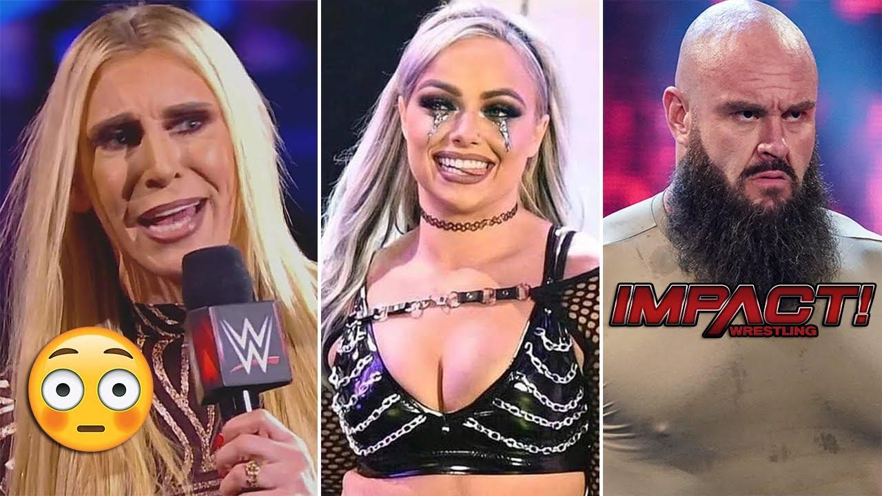 ¿Qué se hizo Charlotte en el rostro? Piden Push para Liv Morgan, El nuevo destino de Strowman WWE