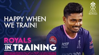 Royals Training Session | Bring On IPL 2021