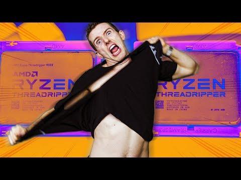 Can AMD RIP the Core i9? – Ryzen Threadripper