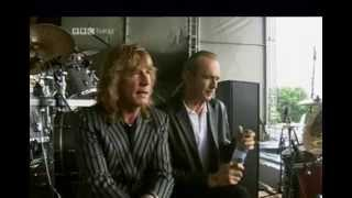 Band Aid with Sting Duran Duran Spandau Ballet U2