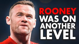 Just how GOOD was Wayne Rooney Actually?