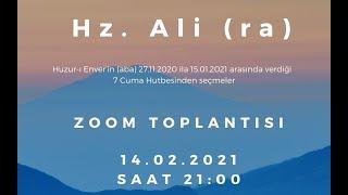 Hz. Ali (ra)