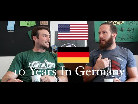 American Living in Germany for 10 Years *INTERVIEW*