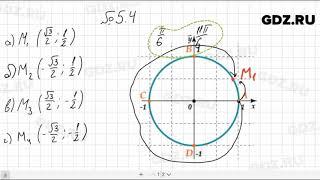 № 5.4- Алгебра 10-11 класс Мордкович