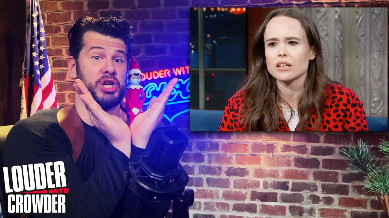 BREAKING: Ellen Page is a Man!? | Good Morning #MugClub - download from YouTube for free