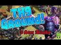 BEST GROUND ATTACKS! - TH9 3-Star War Attacks - Clash of Clans - Attack Compilation!