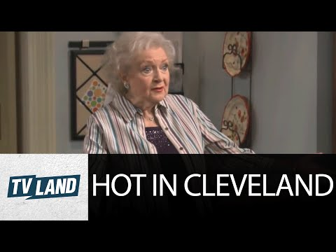 Nobody Beats Betty White the Real Mother of Dragons | Hot in Cleveland | TV Land