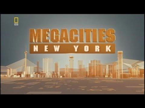 New York | Mega města | CZ (HD)