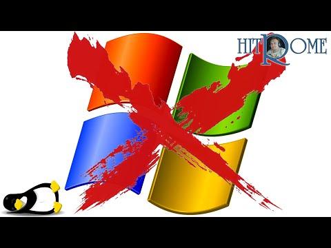 Windows Vs Linux - Реальный опыт! (видеоответ)