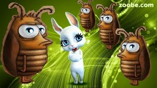 Zoobe Зайка: Зайкины тараканчики (⚗‿⚗), Выпуск 1