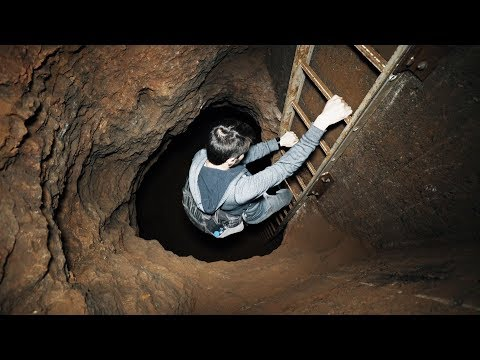 Exploring A Huge Abandoned Iron Mine - Day 2