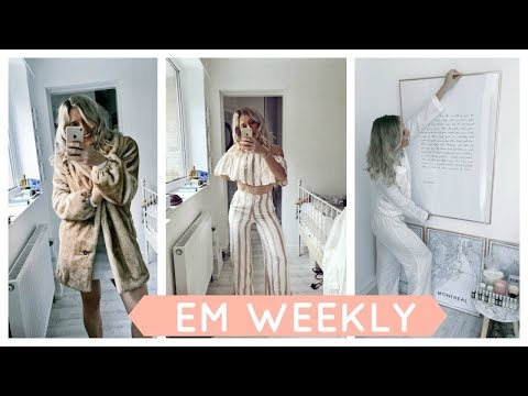 Free The Nip...Treating Mum, I Have A Coat Problem, Harrogate, Gym With Me | Em Sheldon Weekly Vlogs