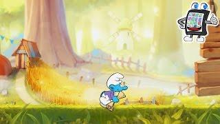 DIE SCHLÜMPFE Epic Run Deutsch App - The Smurfs Game - SCHLÜMPFE IN GEFAHR! Spiel mit mir