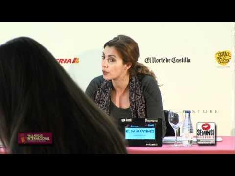 Seminci 2010. 55ª edición - Presentaci'n de la Ciudad de la Luz