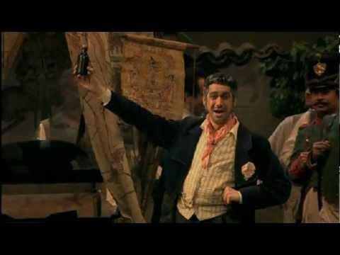 Docteur Dulcamara  Dans L'Elixir D'amour De Donizetti