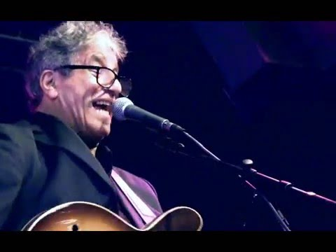 CHRIS CAIN & BAND, 'MY BABY WANTS TO LEAVE ME', BISCUIT & BLUES, SAN FRANCISCO, FEB. 16TH, 2016