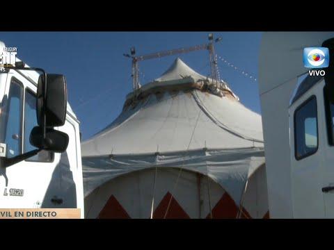 Móvil: Circo Latino en Las Piedras