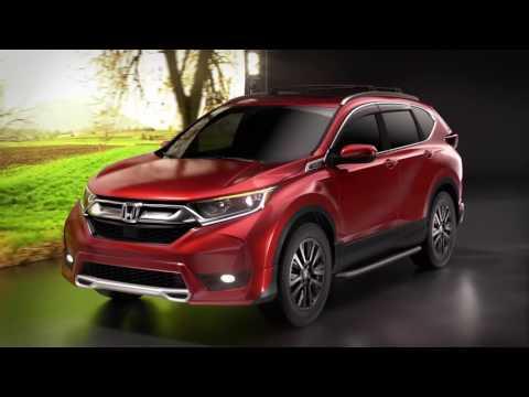 2017 Honda CR-V - Backdrop to Your Adventures - Summer