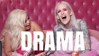 JEFFREE STAR & TRISHA PAYTAS EXPOSE EACH OTHER IN COLLAB!