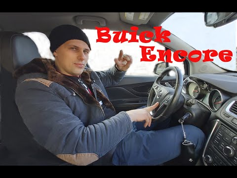 Buick Encore 2015!!! (Opel Mokka)1,4 турбо!!! AWD!! ПРИГНАЛИ из США!!!  #AVSDrive