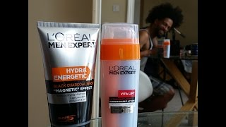 Mens Lounge | L'Oréal Men Expert UK REVIEW