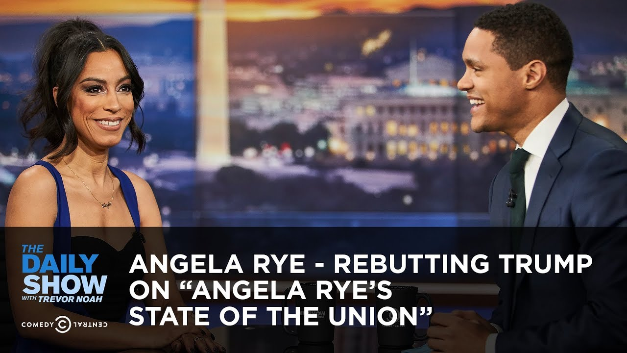 "Angela Rye - Rebutting Trump on ""Angela Rye's State of the Union"" 