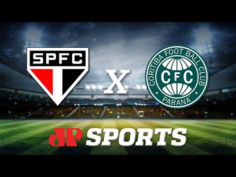 AO VIVO - São Paulo x Coritiba - 16/01/20 - Copa São Paulo - Futebol Jo