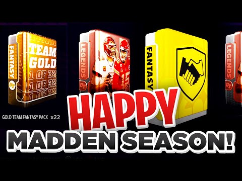 MVP Edition Launch Night Madden 22!