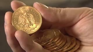 Buy Gold: Austria/Hungary 100 Coronas & 50 Pesos
