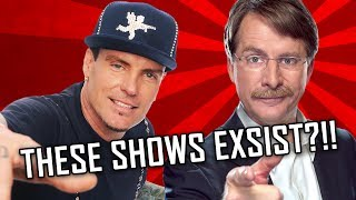Top 10 Weirdest Reality TV & Game Shows You Can Stream Right Now!