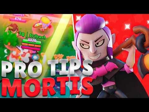 Como Jugar MORTIS BRAWL BALL (Rango 30 - PRO TIPS) | Sr Trash