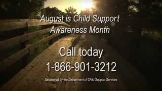 child support awareness month 2014 psa 15 english