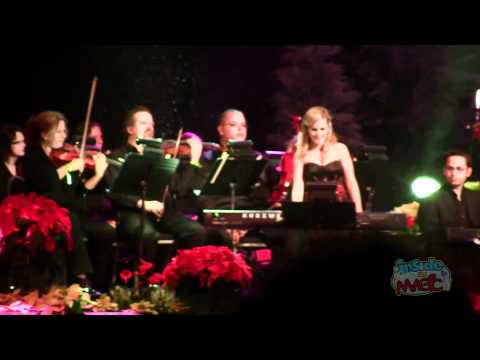 Mannheim Steamroller performs Let It Snow at 2011 Universal Studios Orlando Holidays
