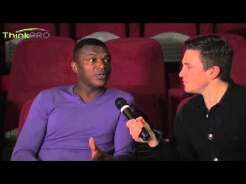 ThinkPRO talking to Marcel Desailly about Paolo Maldini!