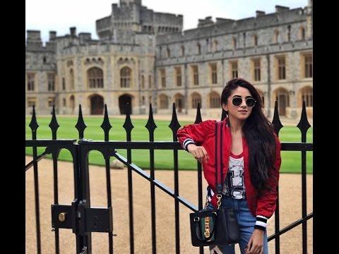 Travelling to London, Surrey and Windsor | Aashna Shroff