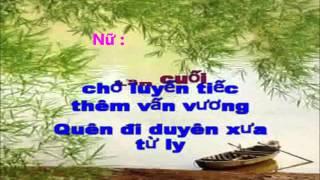 KARAOKE - ĐOẠN CUỐI CHO CUỘC TÌNH - KARAFUN HỘ PHÒNG