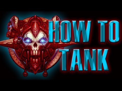 """""""How to Tank"""" A """"Blood DK GUIDE"""" by Qelric (Patch 4.3)"""