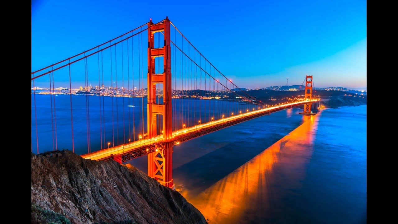 Top 10 Most Famous Bridges In The Usa Youtube