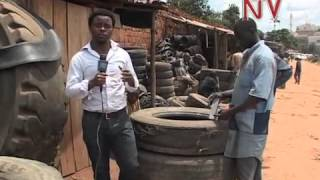 Living Life: Tyre Cutter