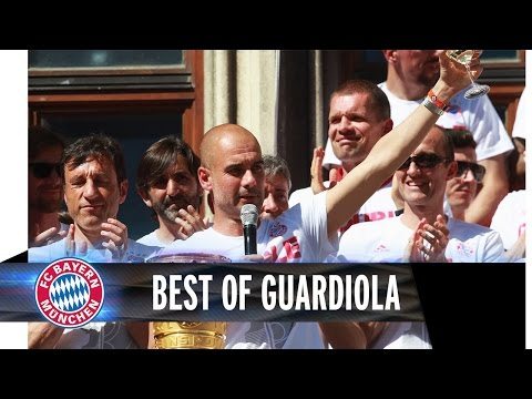 Servus und Danke! | Best of Pep Guardiola