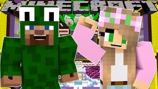 Minecraft - PARTY WITH LITTLE KELLY!