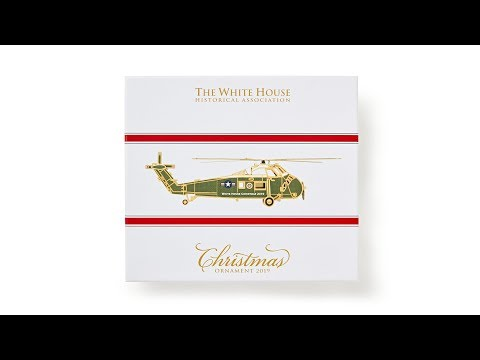 The Official 2019 White House Christmas Ornament Video