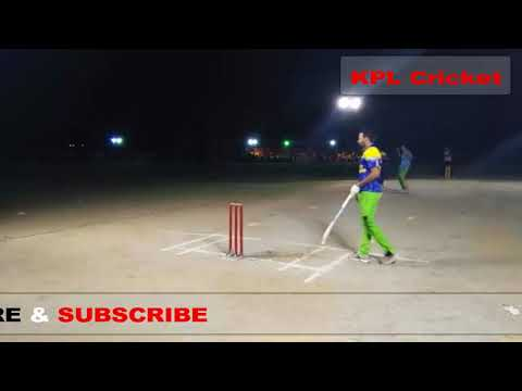 Hafiz Shani Outstanding over agains Khurrum Chakwal and Umer Cheem in Pasbaan Cricket ground 2018